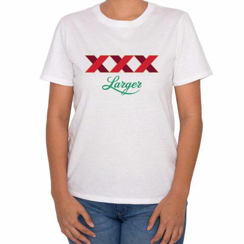 Fotografía del producto XXX Larger (21086)