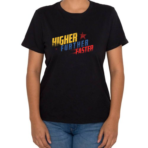 Fotografía del producto Higher ,further, faster (22012)