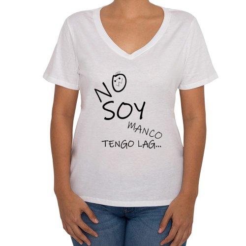 Fotografía del producto No soy manco tengo Lag (22676)