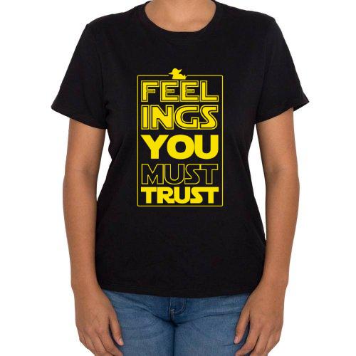 Fotografía del producto Feelings you must trust (23100)