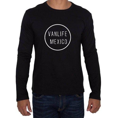 Fotografía del producto Vanlife Mexico Logo Hombre manga larga (23145)