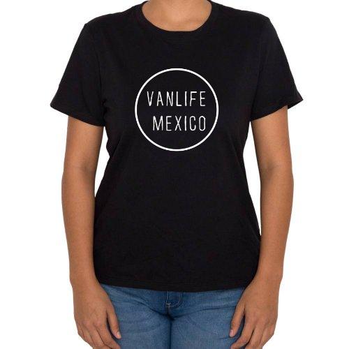 Fotografía del producto Vanlife Mexico Logo Mujer cuello redondo (23150)