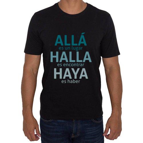 Fotografía del producto Allá, Halla, Haya (23546)