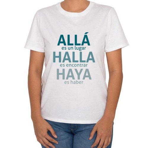 Fotografía del producto Allá, Halla, Haya (23547)