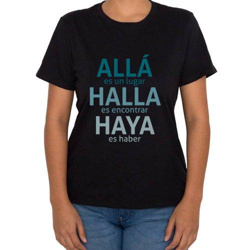 Fotografía del producto Allá, Halla, Haya (23548)