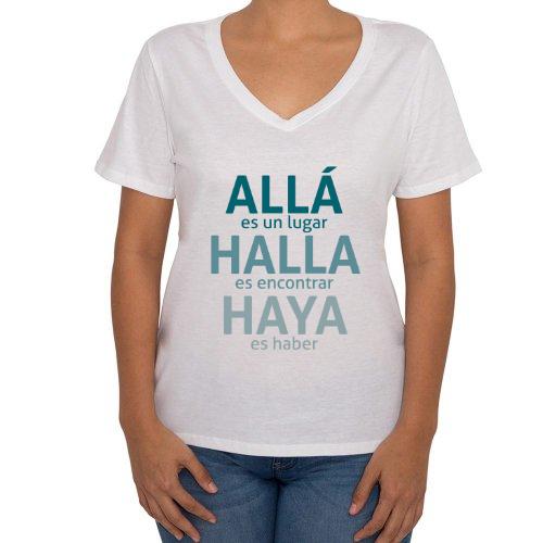 Fotografía del producto Allá, Halla, Haya (23549)