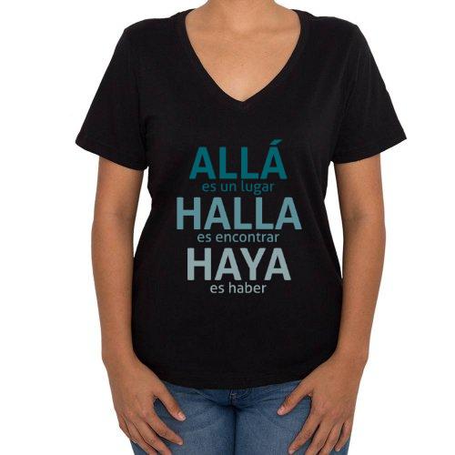 Fotografía del producto Allá, Halla, Haya (23550)
