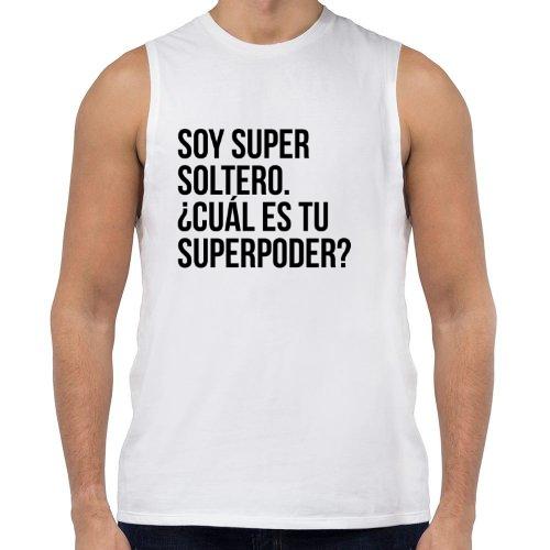 Fotografía del producto Soy super soltero.  ¿Cuál es tu superpoder? (23797)