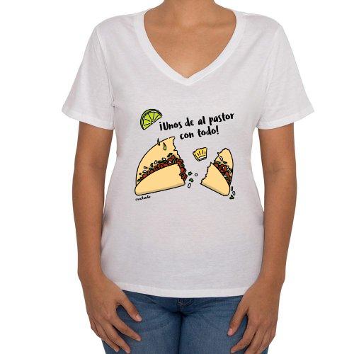 Fotografía del producto Tacos de al pastor con todo (24467)