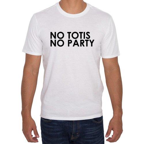 Fotografía del producto No totis no party (blanca) (24537)