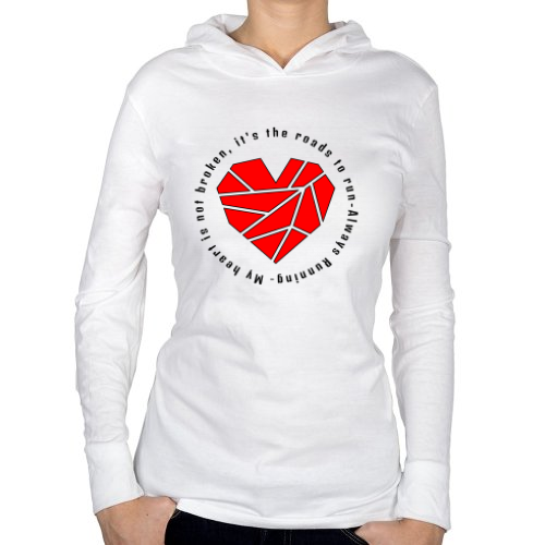 Fotografía del producto Broken Heart Running - RED (25551)