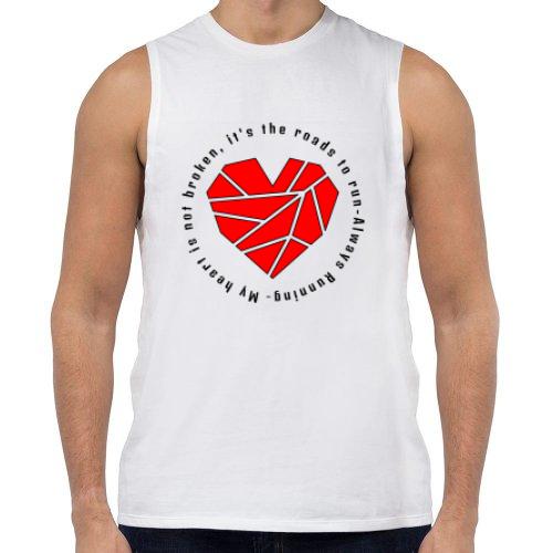 Fotografía del producto Broken Heart Running - RED (25552)