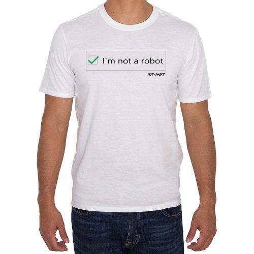 Fotografía del producto No soy un robot (25636)