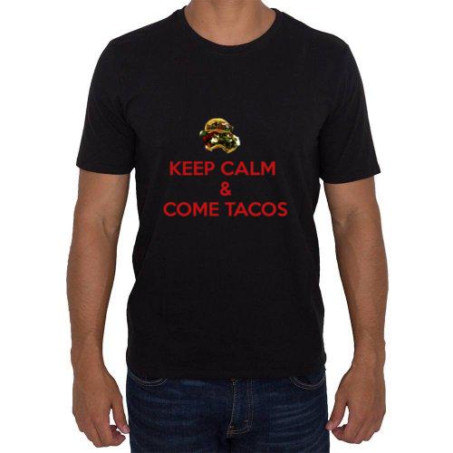 Fotografía del producto Keep calm y come tacos (26244)