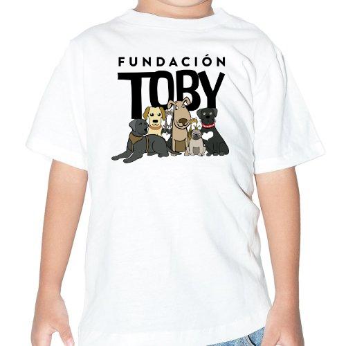 Fotografía del producto Playera Fundación Toby bebés, Unisex (26677)