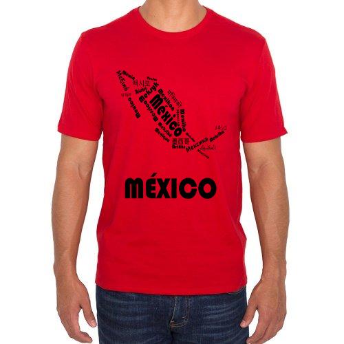 Fotografía del producto Mexico - Mapa de Idiomas (26739)