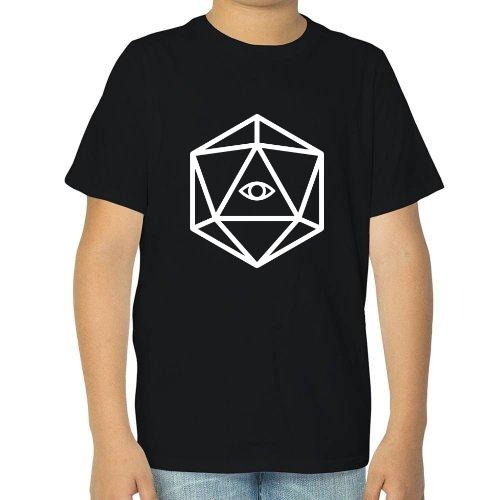 Fotografía del producto Icosaedro iluminati (27035)