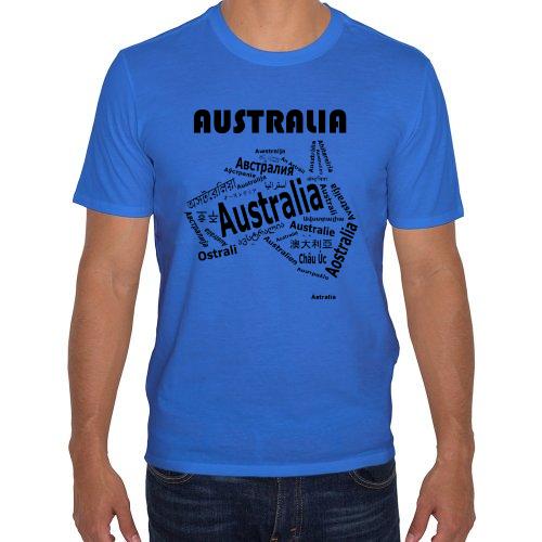 Fotografía del producto Australia - Mapa de Idiomas (27439)