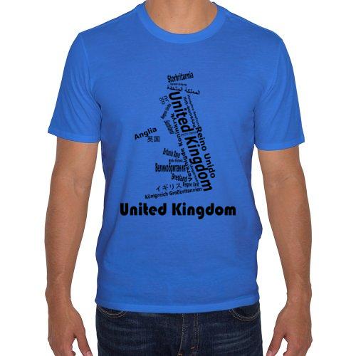 Fotografía del producto Reino Unido - Mapa de Idiomas (27447)