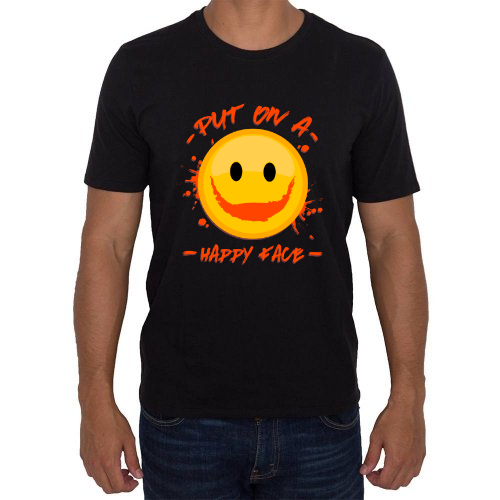 Fotografía del producto Happy face (28021)