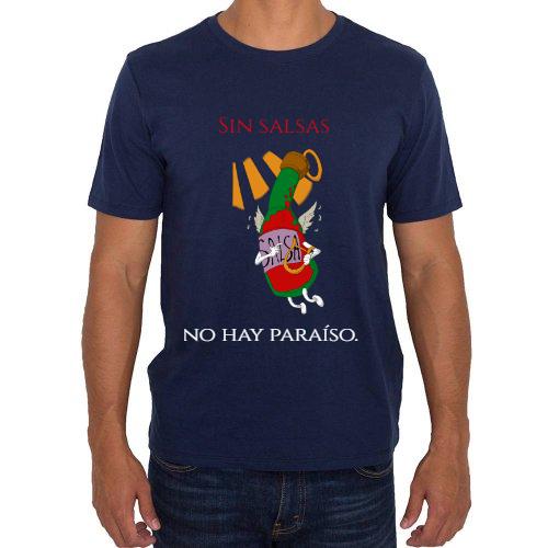 Fotografía del producto Sin salsas no hay paraíso. (28321)