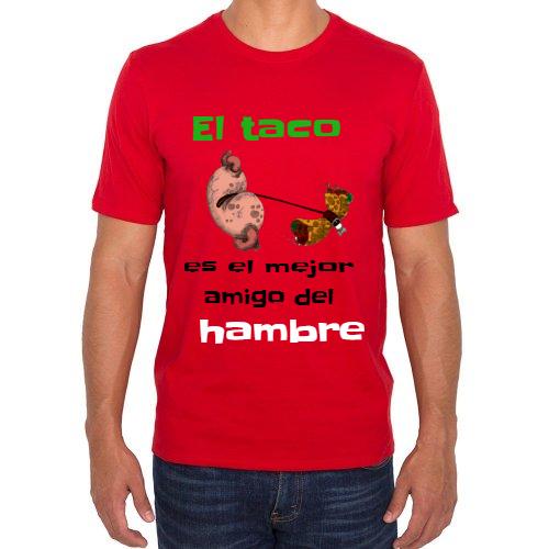 Fotografía del producto El taco es el mejor amigo del hambre. (28337)
