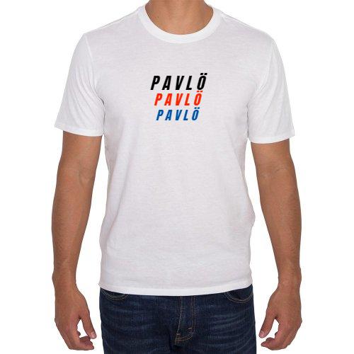 Fotografía del producto playera con logo (28514)