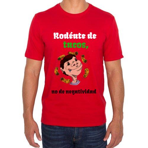Fotografía del producto Rodéate de tacos, no de negatividad. (28620)