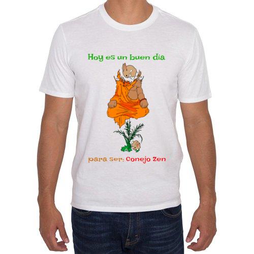 Fotografía del producto Hoy es un buen día para ser conejo zen. (30198)