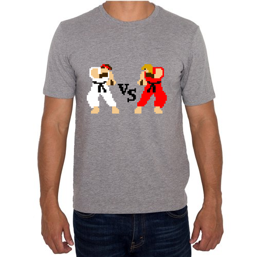 Fotografía del producto Ryu vs Ken