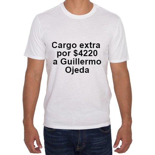 Fotografía del producto Cargo Extra a guillermo Ojeda (31803)