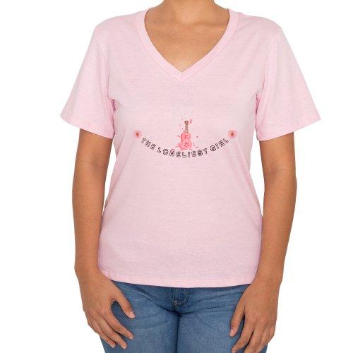 Fotografía del producto The Loneliest Girl Guitar Pink (32145)