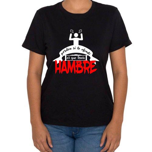 Fotografía del producto HAMBRE (33186)