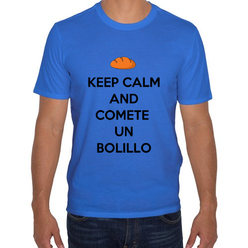 Fotografía del producto Keep Calm and comete un bolillo (33216)