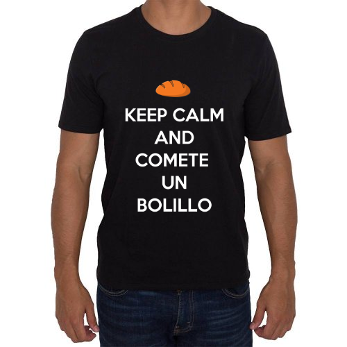 Fotografía del producto Keep Calm and comete un Bolillo Dark (33227)