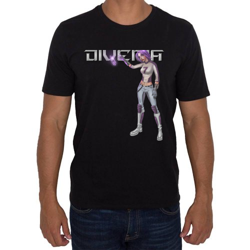 Fotografía del producto Playera Oficial de Divenia Modelo B (33452)