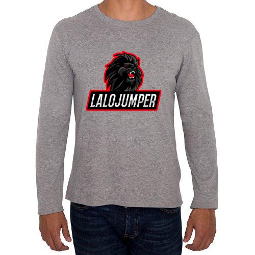 Fotografía del producto Lalojumper logo Gris (35100)