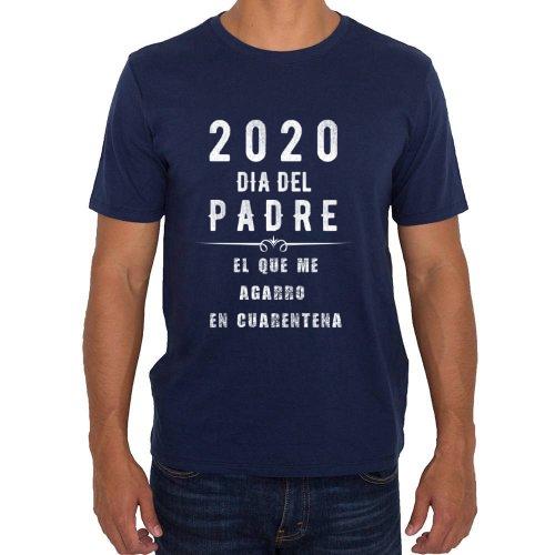 Fotografía del producto Papa en Cuarentena azul (35274)