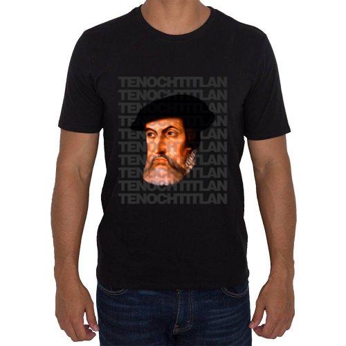 Fotografía del producto Hernán Cortés, Tenochtitlán (35583)