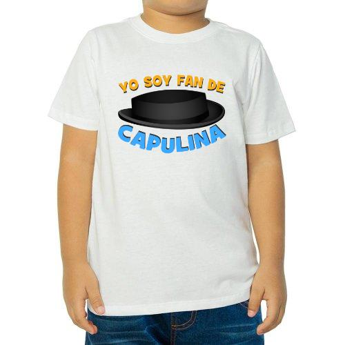 Fotografía del producto Yo soy fan de Capulina (Niños) (35650)