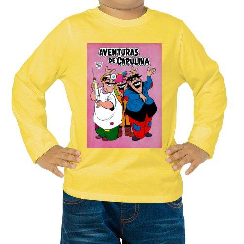 Fotografía del producto Capulina Historietas (Niños) (35657)