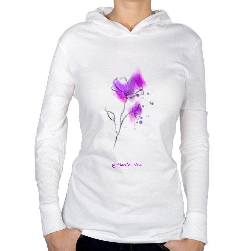 Fotografía del producto Flor cuarela (36539)