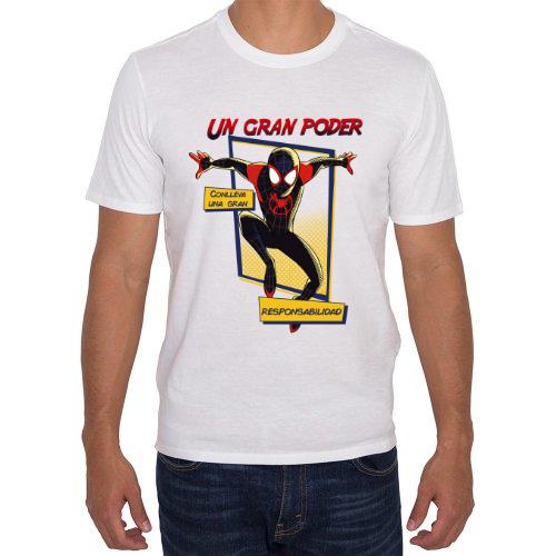 Fotografía del producto Spiderman un gran poder. (36796)
