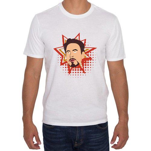 Fotografía del producto Cara de Tony Stark (36866)
