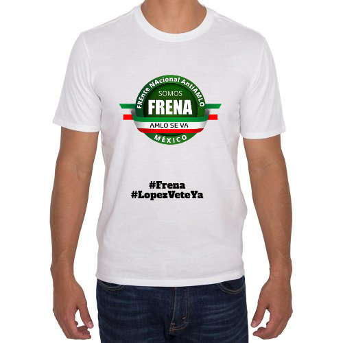 Fotografía del producto Playera de hombre de Frena (36869)