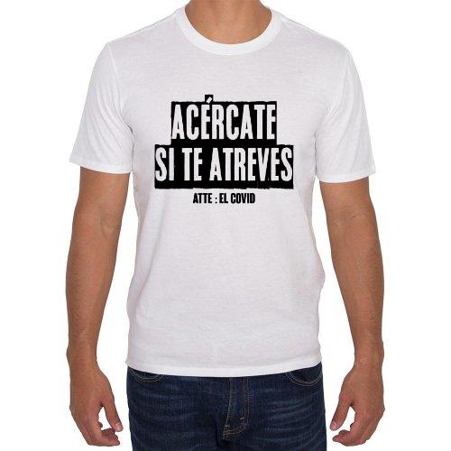 Fotografía del producto Acércate si te atreves atte el covid