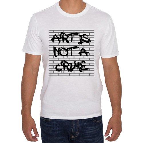 Fotografía del producto Art is not a crime (36989)