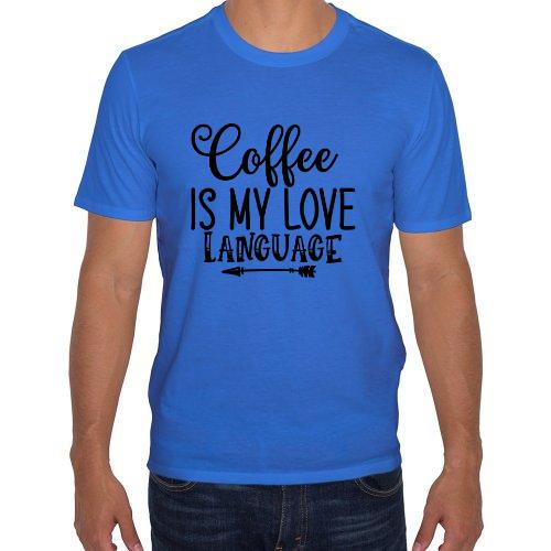 Fotografía del producto Playera Coffe Es My Love (37256)