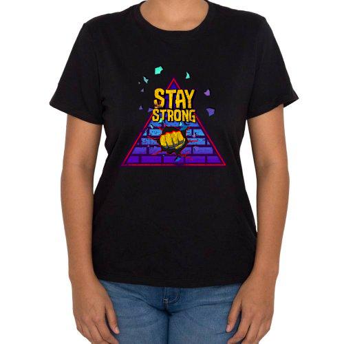 Fotografía del producto stay strong (37382)