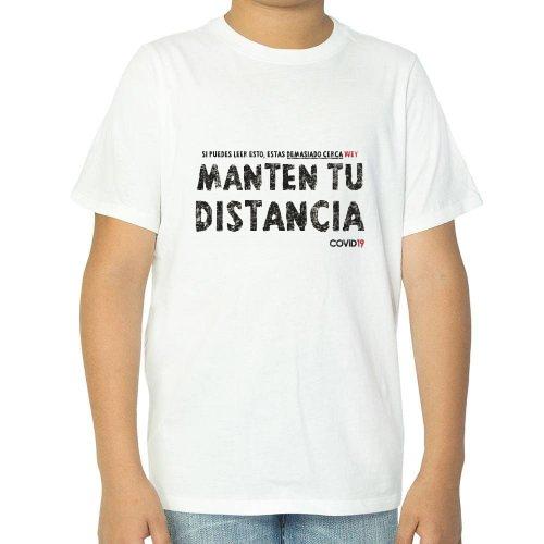 Fotografía del producto Manten Distancia (juvenil) (37430)